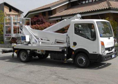 Lastbilslift – Multitel 225