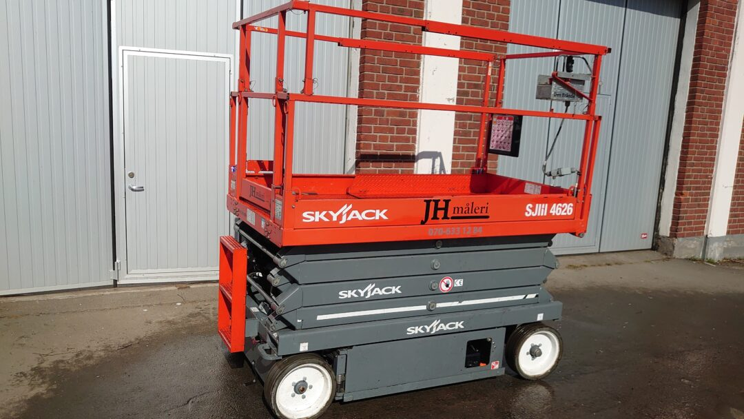 Saxlift Skyjack SJIII 4626 Den Brede