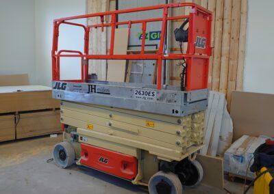 Saxlift JLG 2630 ES Dennislift